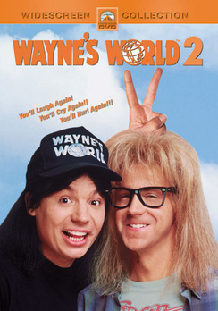 Wayne's World 2 883929304554