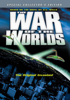 War Of The Worlds 883929304585