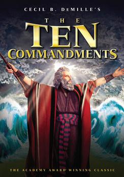 The Ten Commandments 883929305155