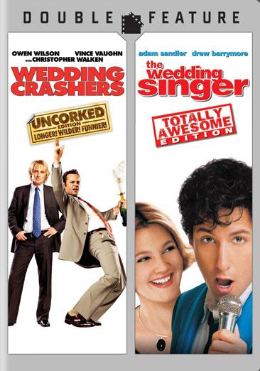 Wedding Crashers / The Wedding Singer 883929309702