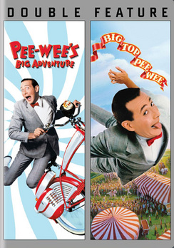 Big Top Pee Wee / Pee-Wee's Big Adventure 883929310708
