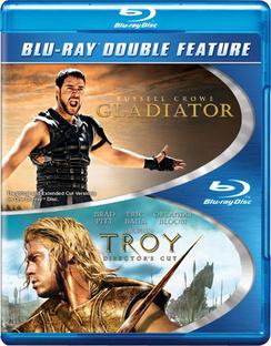 Troy / Gladiator 883929315635