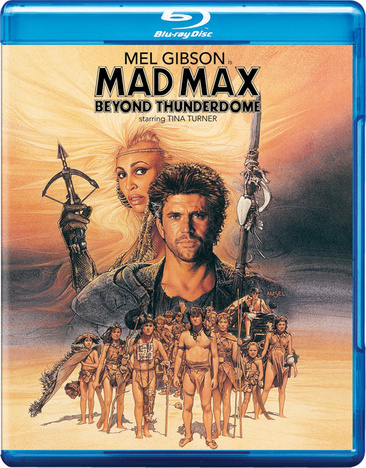 Mad Max Beyond Thunderdome 883929316397