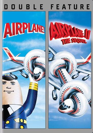 Airplane! / Airplane II: The Sequel 883929316472