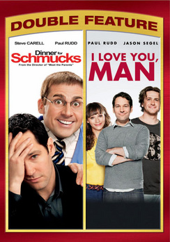 Dinner for Schmucks / I Love You, Man 883929320936