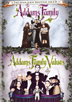 The Addams Family / Addams Family Values 883929322213