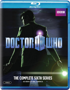 Doctor Who: The Complete Sixth Series 883929329847
