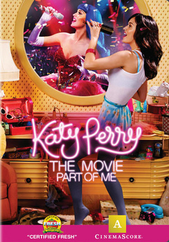 Katy Perry: Part of Me The Movie 883929331932