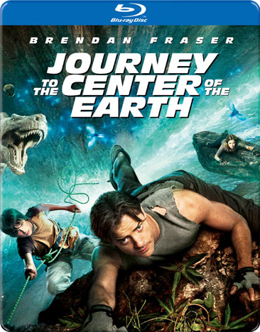 Journey to the Center of the Earth 883929331987