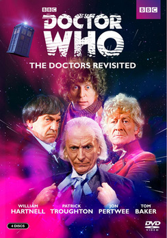 Doctor Who: The Doctors Revisited 1-4 883929332649