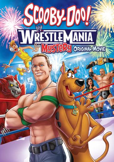 Scooby-Doo: Wrestlemania Mystery 883929337781