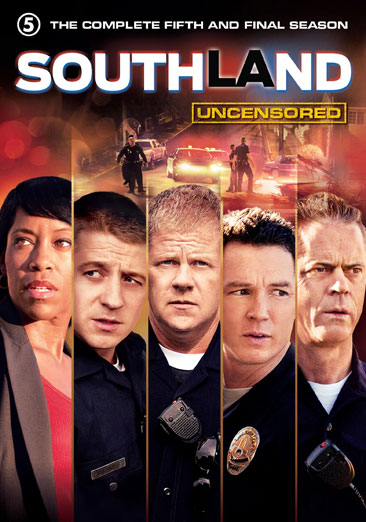 Southland: The Complete Fifth and Final Season 883929342792