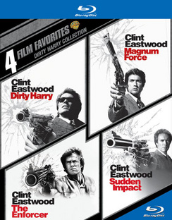 4 Film Favorites: Dirty Harry Collection 883929343164