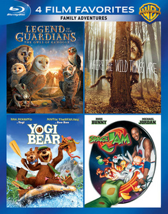 4 Film Favorites: Family Adventures 883929343171