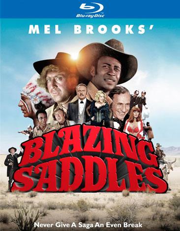 Blazing Saddles 883929344581