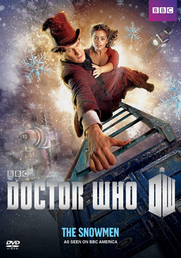 Doctor Who: The Snowmen 883929348664