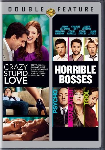 Crazy, Stupid, Love / Horrible Bosses 883929351459