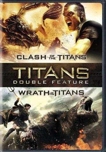 Clash of the Titans / Wrath of the Titans 883929351466