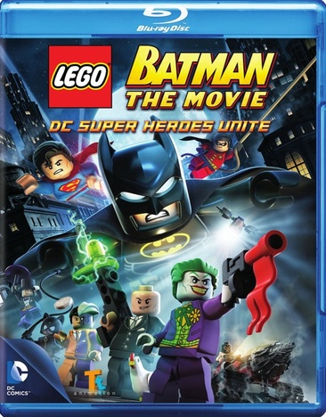 Lego Batman: The Movie DC Super Heroes Unite 883929355426
