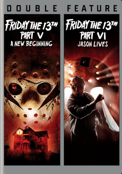 Friday the 13th: Parts 5 & 6 883929362806