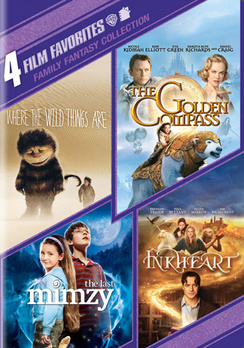 4 Film Favorites: Family Fantasy Collection 883929365470