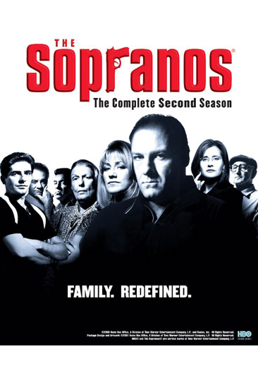 The Sopranos: The Complete Second Season 883929368211