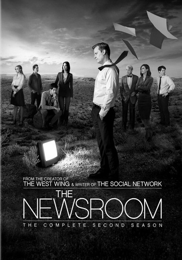 The Newsroom (2012): The Complete Second Season 883929368778