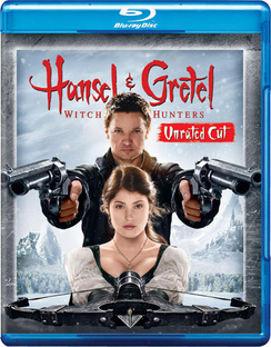 Hansel & Gretel: Witch Hunters 883929370849