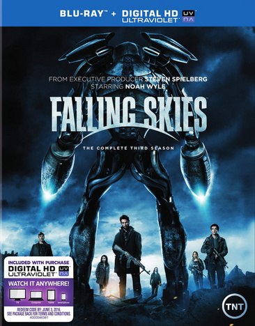 Falling Skies: The Complete Third Season 883929373338