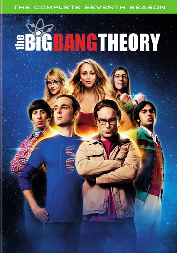 The Big Bang Theory: The Complete Seventh Season 883929373406