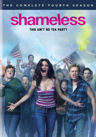 Shameless: The Complete Fourth Season 883929373802