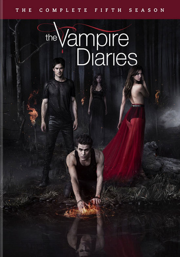 The Vampire Diaries: The Complete Fifth Season 883929374229