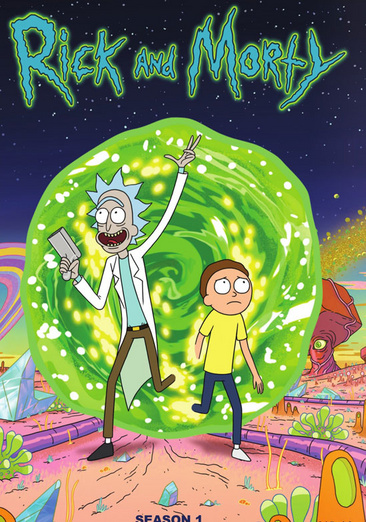 Rick and Morty: Season 1 883929374328