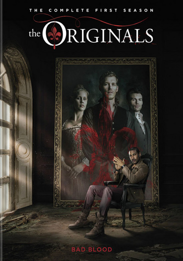 The Originals: The Complete First Season 883929374557