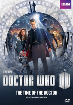Doctor Who: The Time of the Doctor 883929381067