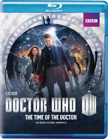 Doctor Who: The Time of the Doctor 883929381074
