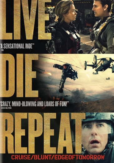 Live Die Repeat: Edge of Tomorrow 883929386772