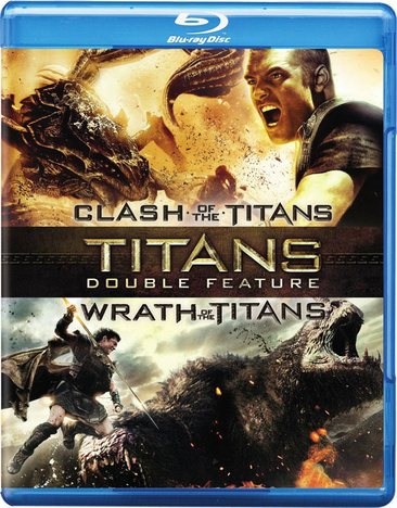Clash of the Titans / Wrath of the Titans 883929388820