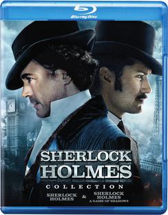 Sherlock Holmes / Sherlock Holmes: A Game of Shadows 883929389513