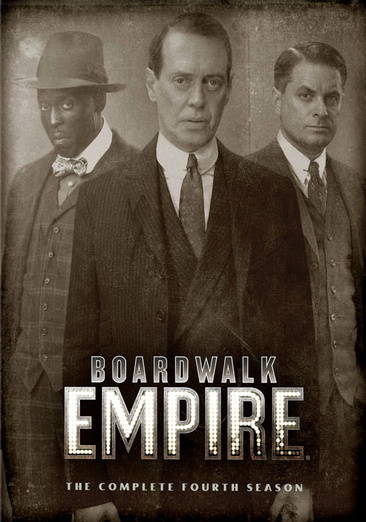 Boardwalk Empire: The Complete Fourth Season 883929391615
