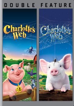 Charlotte's Web (1973) / Charlotte's Web (2006) 883929393534
