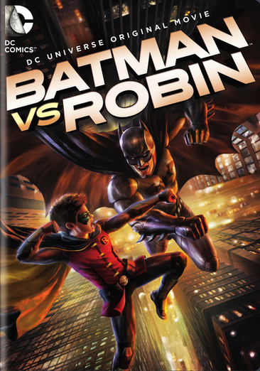 Batman vs. Robin 883929394098