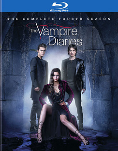 The Vampire Diaries: The Complete Fourth Season 883929394593
