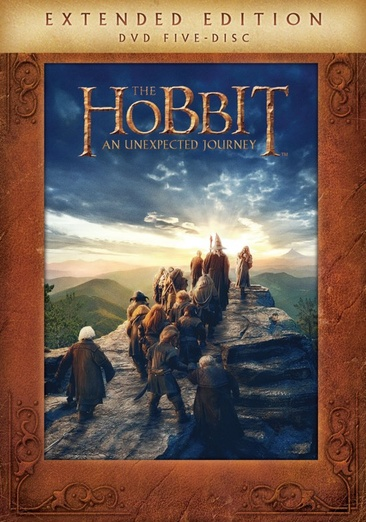 The Hobbit: An Unexpected Journey 883929400027