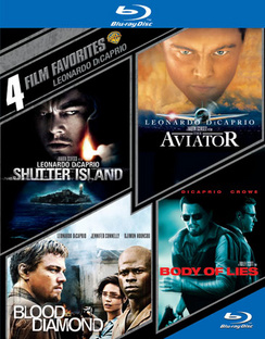 4 Film Favorites: Leonardo Dicaprio 883929401505