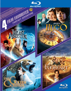 4 Film Favorites: Fantasy Adventure 883929401512