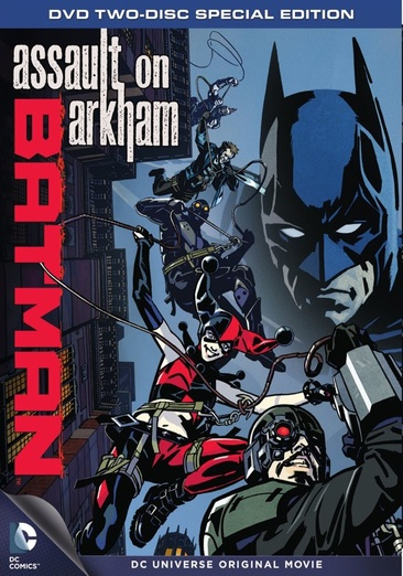 Batman: Assault on Arkham 883929404186