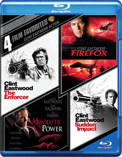 4 Film Favorites: Clint Eastwood Action 883929404414