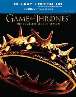 Game of Thrones: The Complete Second Season 883929404728