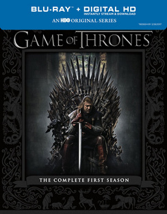 Game of Thrones: The Complete First Season 883929404735